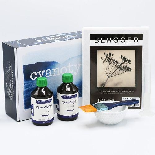 Bergger Kit Cyanotypie / (2x300ml)