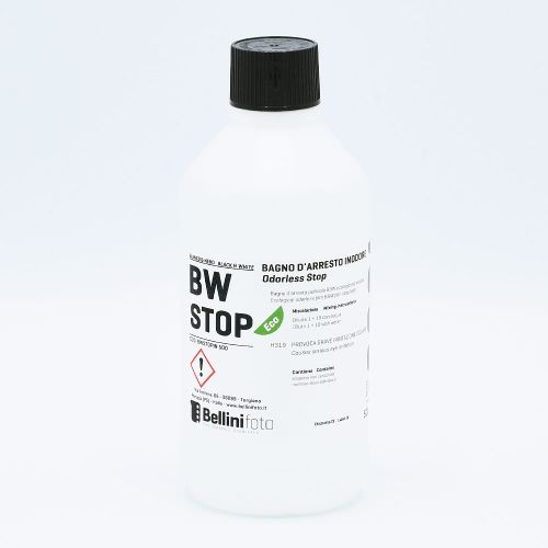 Bellini Odourless Stop Bath - 500ml