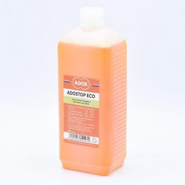 Adox Adostop Eco Bain d'arrêt sans Odeur avec Indicateur - 1L