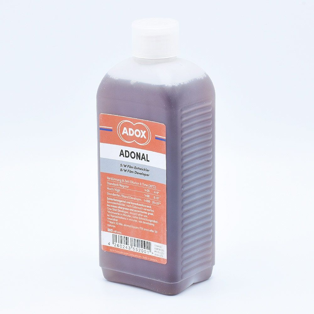 Adox Adonal (Rodinal) Film Developer - 500ml