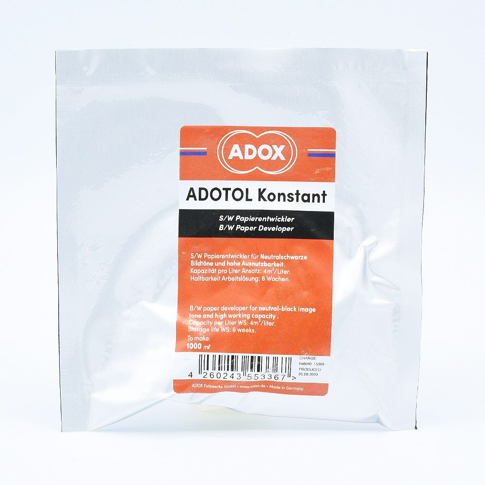 Adox Adotol Konstant II High Capacity Paper Developer - 1L