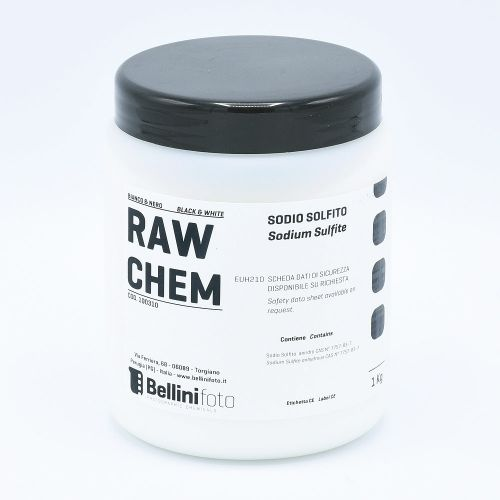 Bellini Anhydrisch Natriumsulfiet (Sodium Sulfite Anhydrous) - 1kg