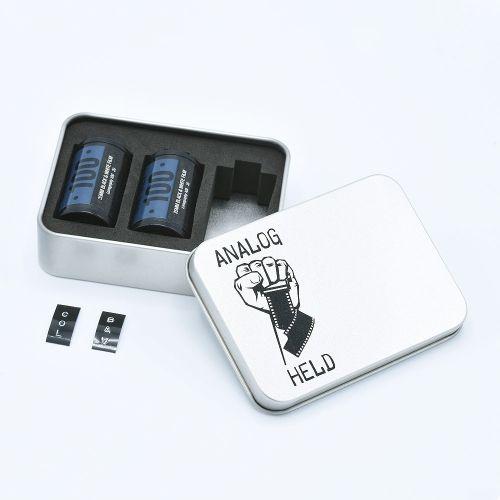 Analogheld 35mm Film Case - 3 Films - Metal
