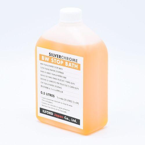 Silverchrome BW Indicator Stopbad - 500ml