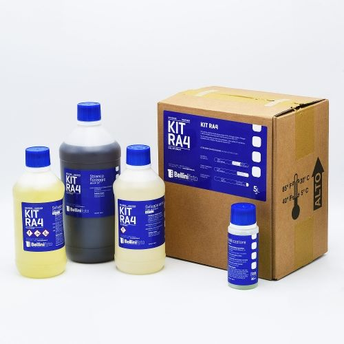 Bellini RA-4 Print Processing Kit - 5L