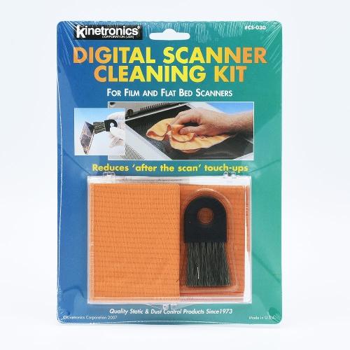 Kinetronics Digital Scanner Cleaning Kit (CS-030)