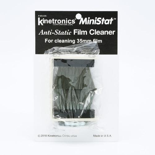 Kinetronics MiniStat Antistatic Film Cleaner 35mm Film / MS-035