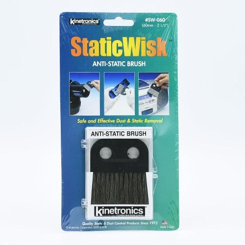Kinetronics StaticWisk SW-060 Antistatische Borstel - 6cm