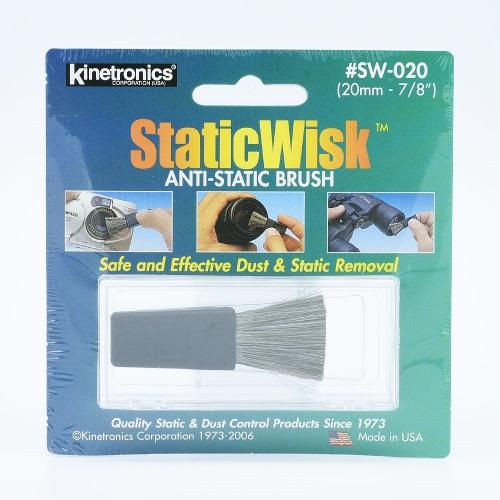 Kinetronics StaticWisk SW-020 Antistatic Brush - 2cm