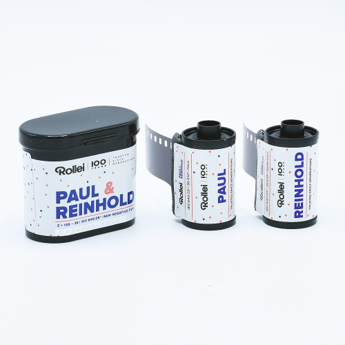 Rollei Paul & Reinhold 640 135-36 / 2-pack