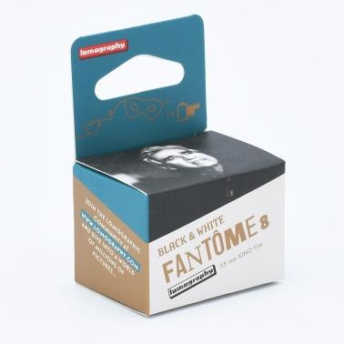 Lomo Fantôme Kino B&W 8 135-36