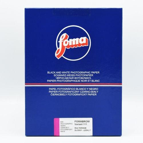 Foma 12,7x17,8 cm - MATT - 100 SHEETS - FOMABROM 112 VARIANT III V36120