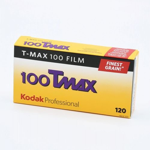 Kodak T-MAX 100 120 / 5-pack - EXPIRED