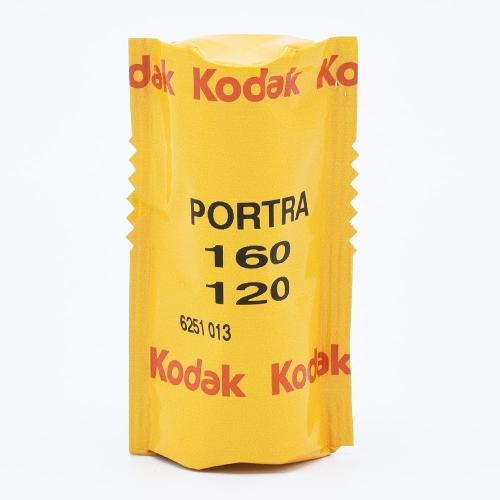 Kodak Portra 160 120 / 1 film