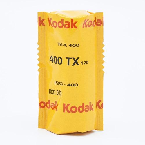 Kodak TRI-X 400 120 / 1 film