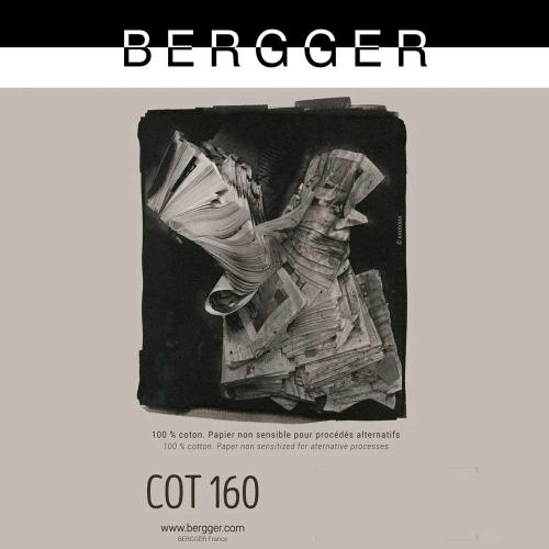 Bergger 27,9x35,5 cm - 25 FEUILLES - BERGGER COT 160 COT160-111425
