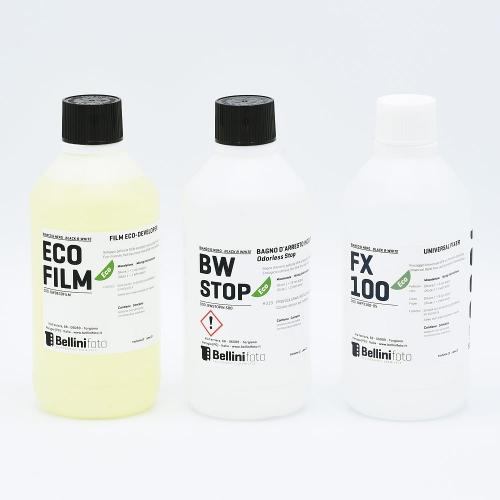 Bellini Eco Révélateur Film (Liquid XTOL) - Starter Kit (500ml)