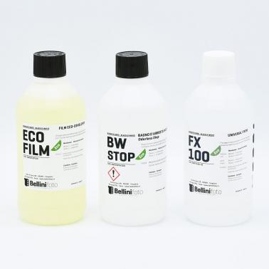 Bellini Eco Filmontwikkelaar (Liquid XTOL) - Starter Kit (500ml)