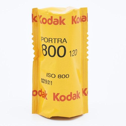 Kodak Portra 800 120 / 1 film