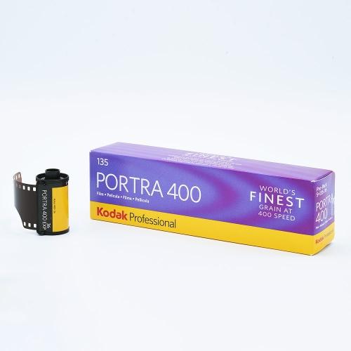 Kodak Portra 400 135-36 / 1 film