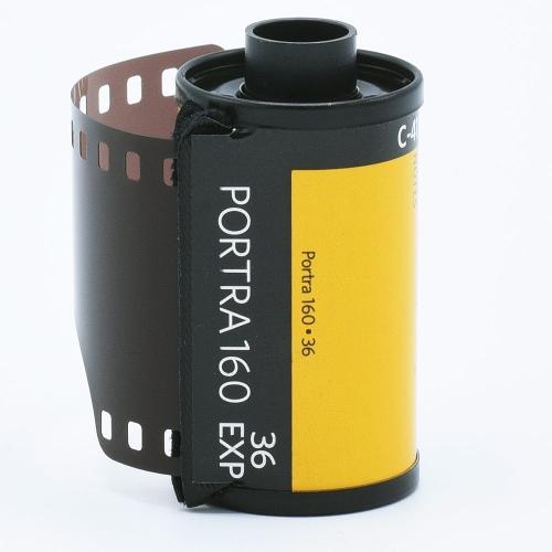 Kodak Portra 160 135-36 / 1 film