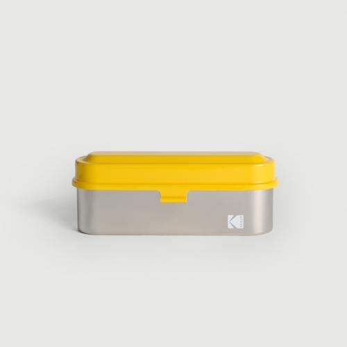 Kodak Radiant 35mm Film Case - Geel