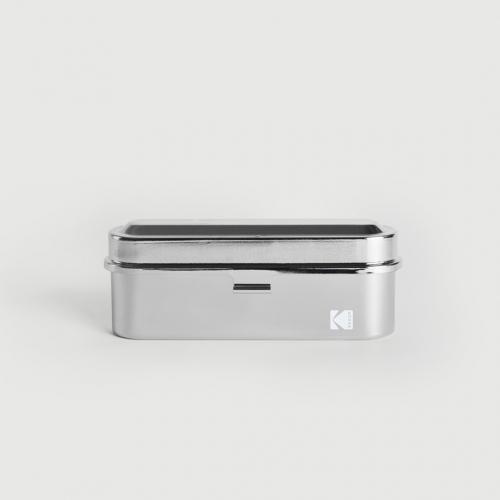 Kodak Radiant 35mm Film Case - Zilver