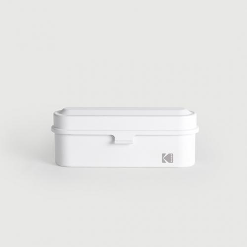 Kodak Matte 35mm Film Case - Blanc