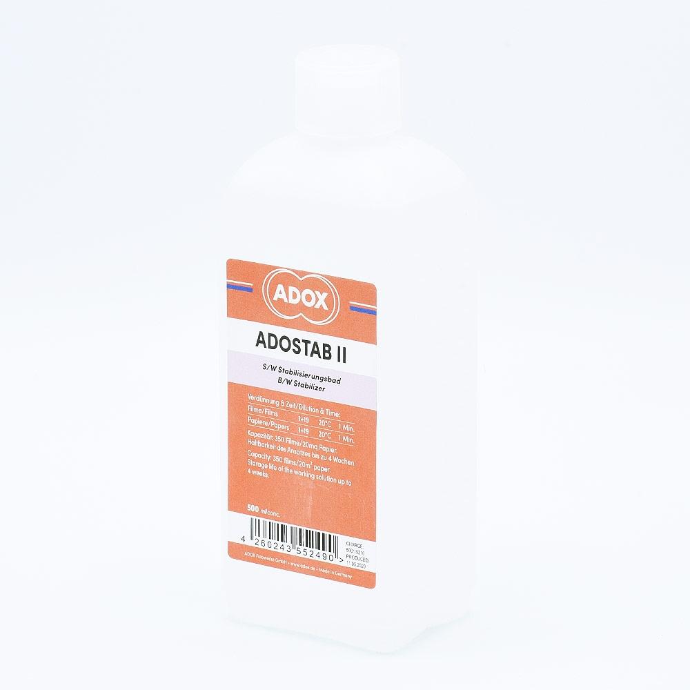 Adox Adostab II (Agfa Sistan) Wetting Agent + Image Stabilizer - 500ml