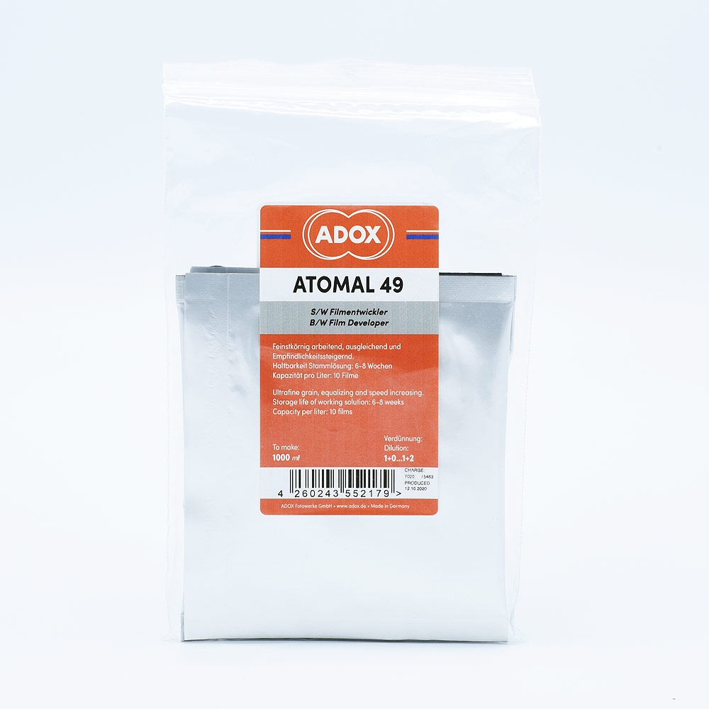 Adox Atomal 49 Filmontwikkelaar - 1L