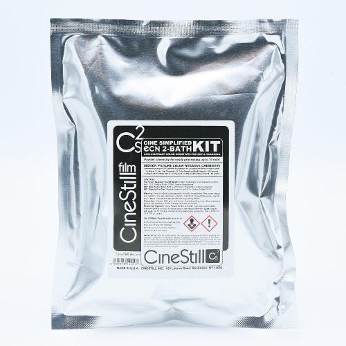CineStill Cs2 Simplified ECN-2 Motion Picture Film Processing Kit (Powder) - 1L