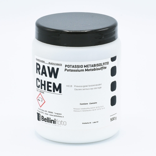 Bellini Kaliummetabisulfiet (Potassium Metabisulfite) - 500gr