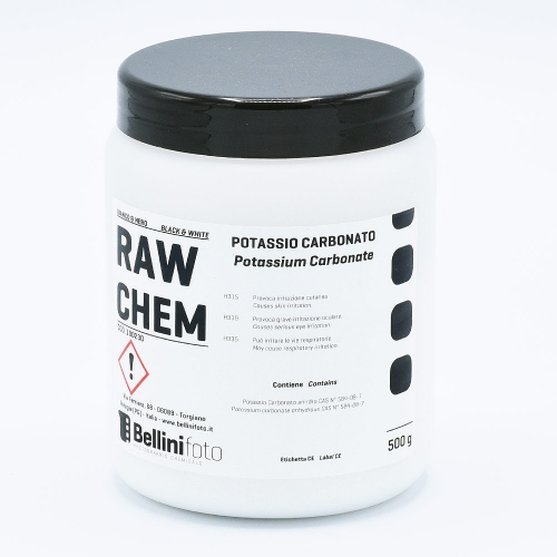 Bellini Kaliumcarbonaat (Potassium Carbonate) - 500gr