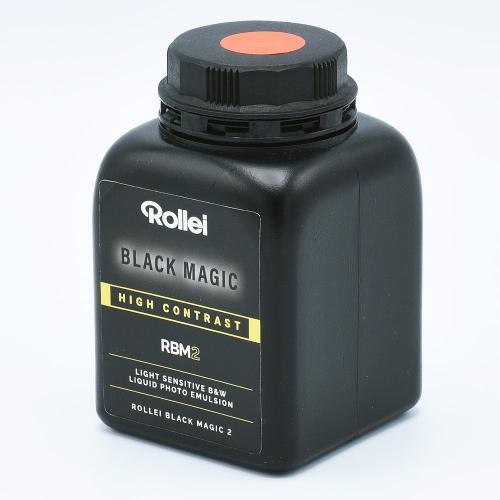 Rollei Black Magic Émulsion Photosensible Liquide à Haut Contraste (RBM2) - 300ml