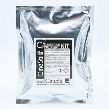 CineStill & Bellini Cs2 ECN-2 Motion Picture Film Processing Kit Combo