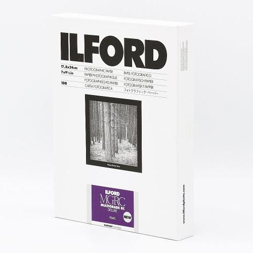 Ilford Photo 12,7x17,8 cm - PEARL - 25 SHEETS - Multigrade V RC Deluxe HAR1180178