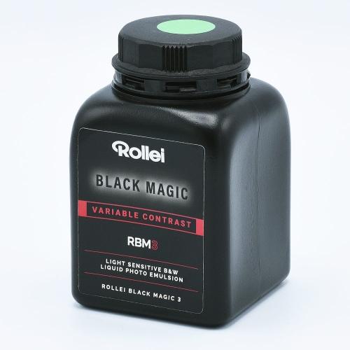 Rollei Black Magic Émulsion Photosensible Liquide à Contraste Variable (RBM3) - 300ml