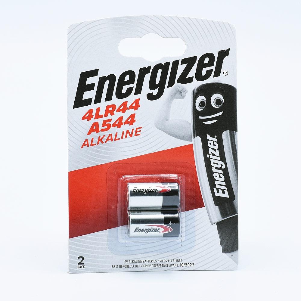 Energizer PX28/4LR44/A544 Batterie Alcaline (6V) - 2 pcs