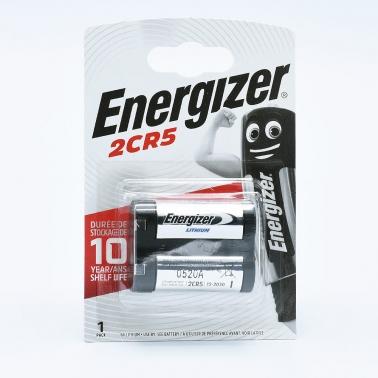 Energizer 2CR5 Lithium Batterij (6V)