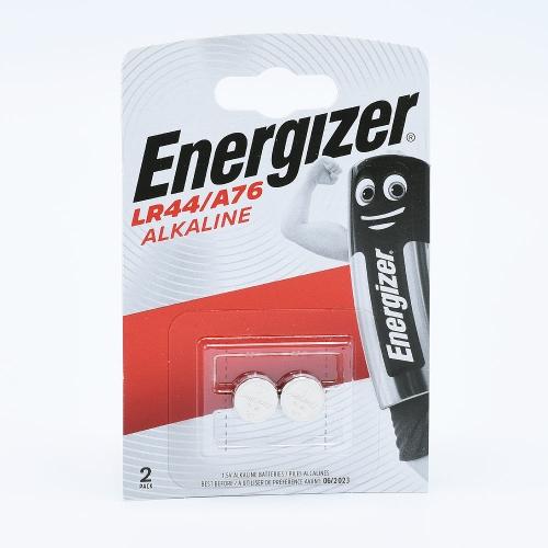 Energizer LR44/A76 Alkaline Battery (1,5V) - 2 pcs