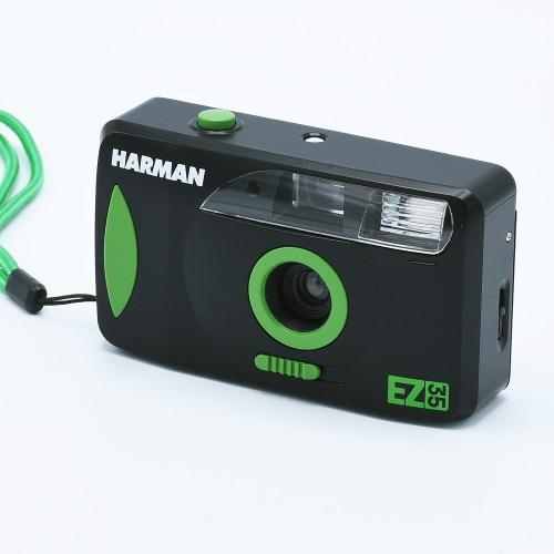 Harman EZ-35 Herbruikbare 35mm Camera + 1x Ilford HP5 135-36