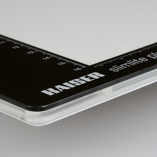 Kaiser LED Table Lumineuse Slimlite Plano - 22 x 16 cm (8.7 x 6.3 in.)