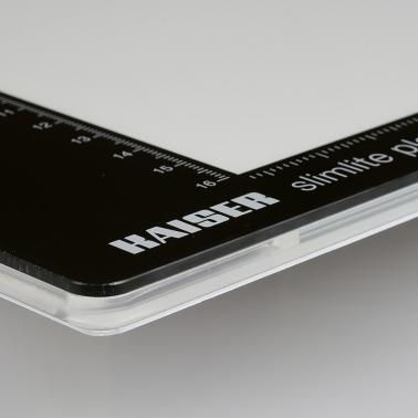 Kaiser LED Table Lumineuse Slimlite Plano - 32 x 22.8 cm (12.6 x 9 in.)