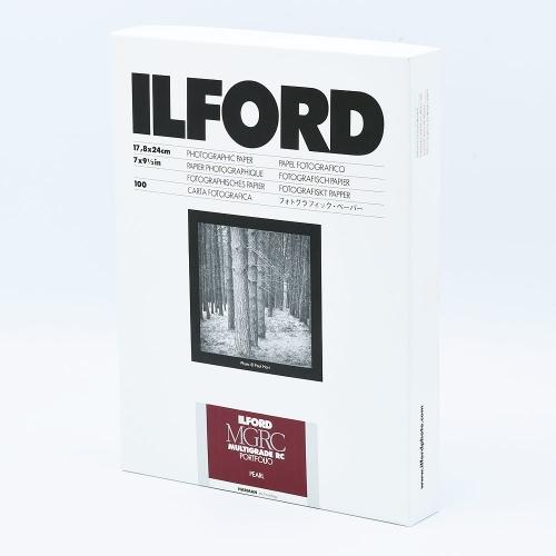 Ilford Photo 17,8x24 cm - PARELGLANS - 100 VELLEN - Multigrade V RC Portfolio HAR1181586