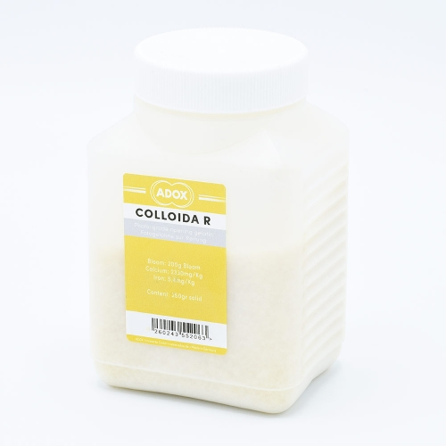 Adox Colloida R Ripening Gelatine voor Vloeibare Emulsies - 250gr