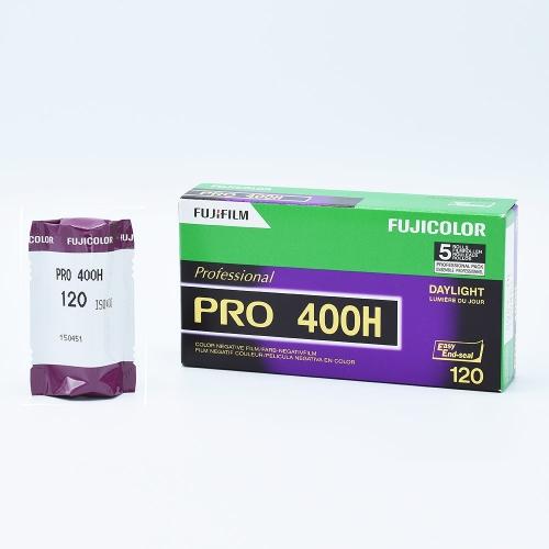 Fujifilm Pro 400H 120 / 1 film