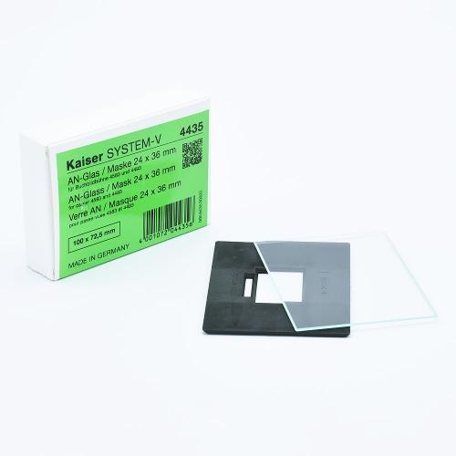 Kaiser Anti-Newton Film Masker 24 x 36 mm voor Vergroters en FilmCopy Vario
