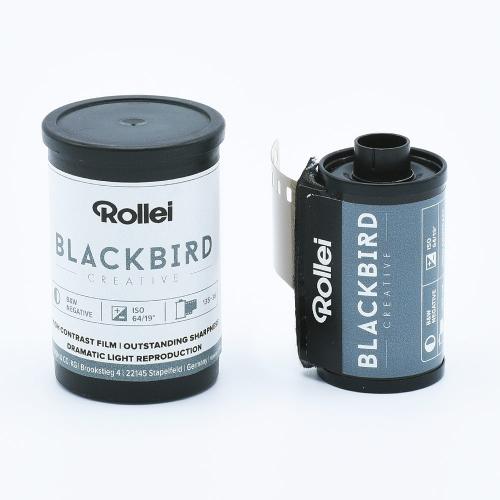 Rollei Blackbird 64 135-36
