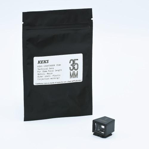 KEKS Viewfinder - 35mm (Black)
