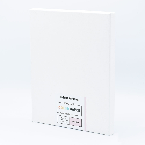 Fujifilm 30x40 cm - GLOSSY- 50 SHEETS - Fujicolor Crystal Archive